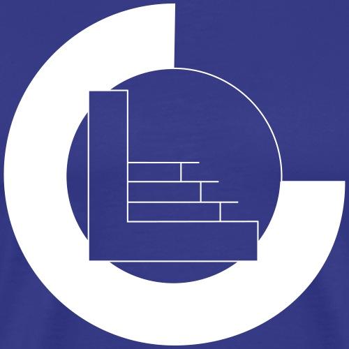 CvL Logo - Mannen Premium T-shirt