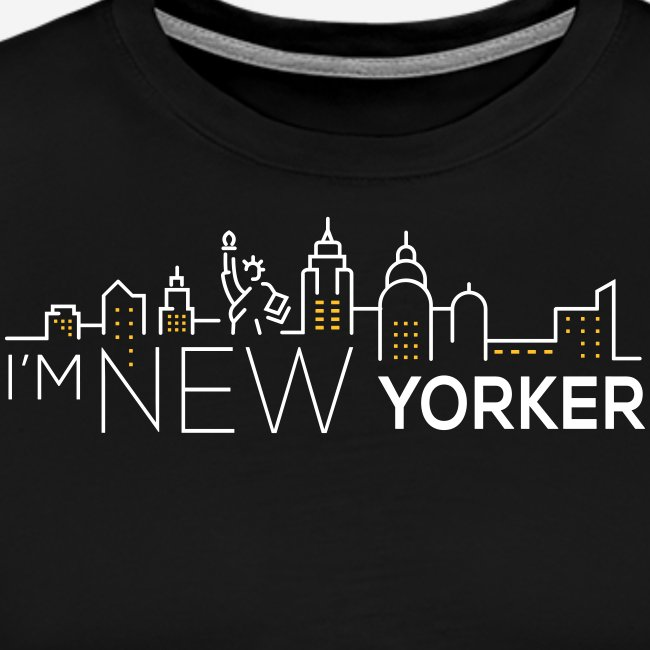 I'M NEW YORKER