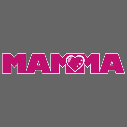 MAMMA - Premium-T-shirt herr
