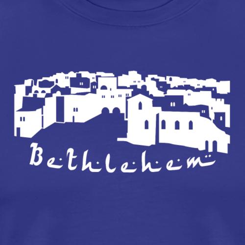 Bethlehem - Männer Premium T-Shirt