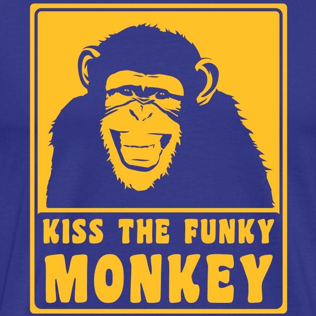 KISS THE FUNKY MONKEY INV