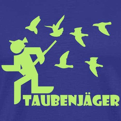 Taubenjäger - Männer Premium T-Shirt