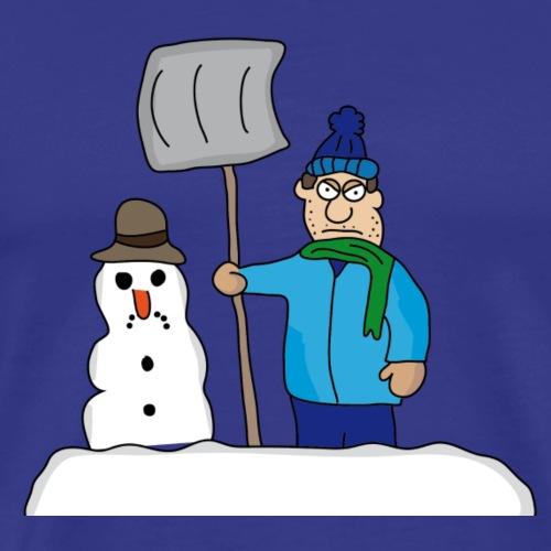 Scheiß Winter! - Männer Premium T-Shirt