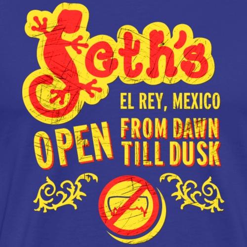 Seth's, distressed - Männer Premium T-Shirt