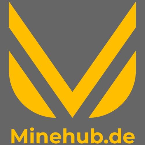 Minehub Gold - Männer Premium T-Shirt