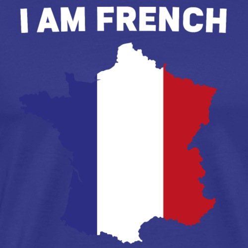 I Am French - T-shirt Premium Homme