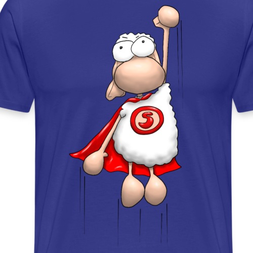 supermaehn - Männer Premium T-Shirt