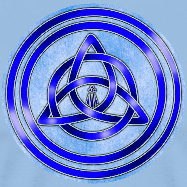 Awen Triqueta Circle