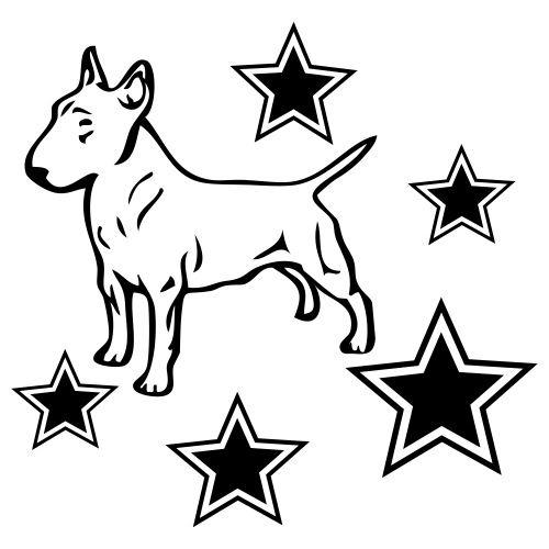 - www.dog-power.nl - Mannen Premium T-shirt