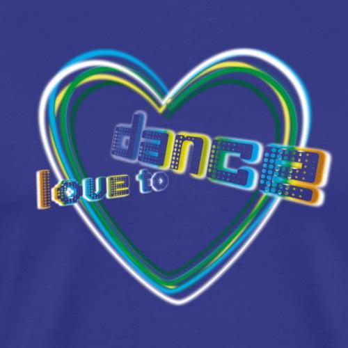 kl dance26 - Männer Premium T-Shirt