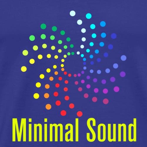 Minimal sound - Men's Premium T-Shirt