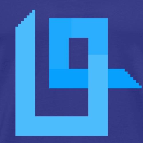 NineStraight Logo Original - T-shirt Premium Homme