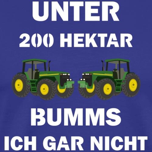 Bauern - Männer Premium T-Shirt