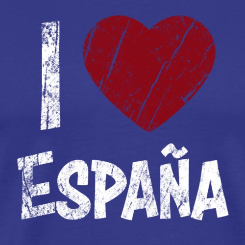 I Love España - Männer Premium T-Shirt