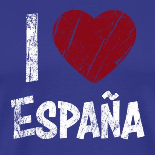 Kocham España - Koszulka męska Premium