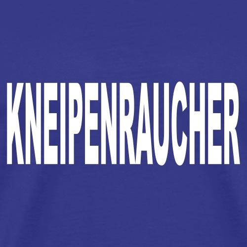 KNEIPENRAUCHER - Männer Premium T-Shirt