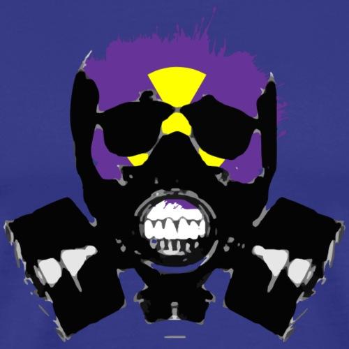 gasmask - Men's Premium T-Shirt