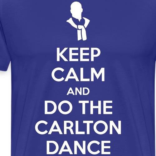 CARLTON DANCE - T-shirt Premium Homme