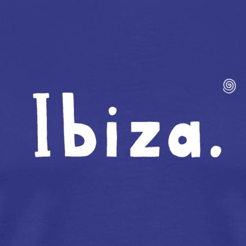 Ibiza (weiss) - Männer Premium T-Shirt