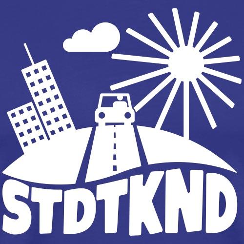 Stadtkind - Männer Premium T-Shirt