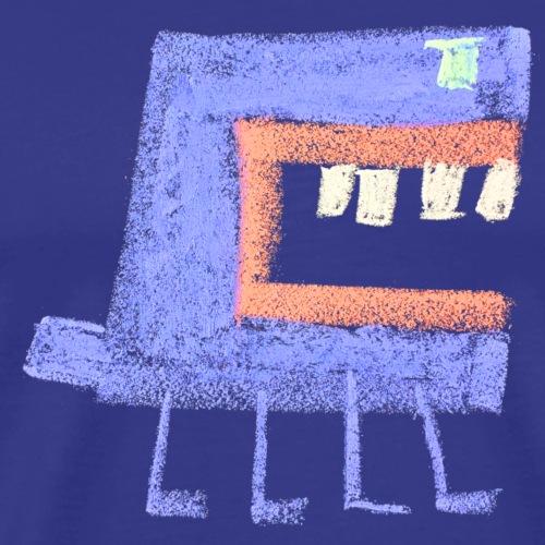 blockster - Mannen Premium T-shirt