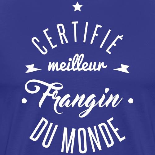 meilleur frangin du monde - T-shirt Premium Homme