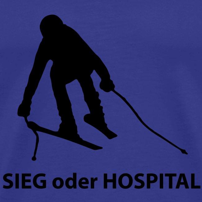 Sieg oder Hospital SuperG 02 Strand Shop