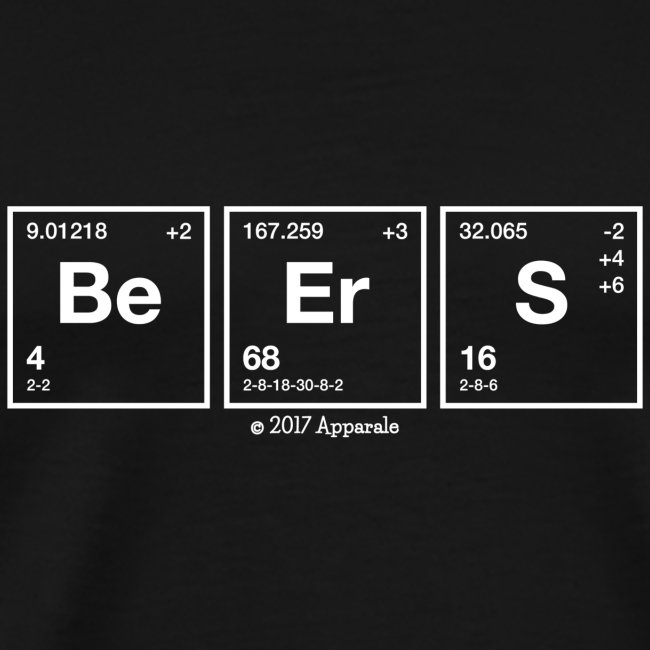 Beers Elements T-Shirt