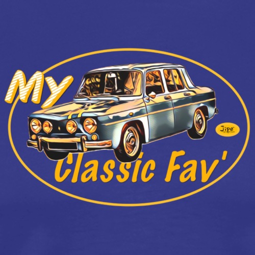 Classic Fav 3 - T-shirt Premium Homme