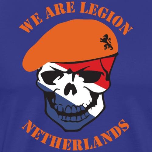 Netherlands we Are Legion