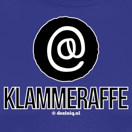 Klammeraffe - Mannen Premium T-shirt