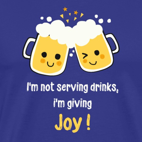 Giving Joy - Men's Premium T-Shirt