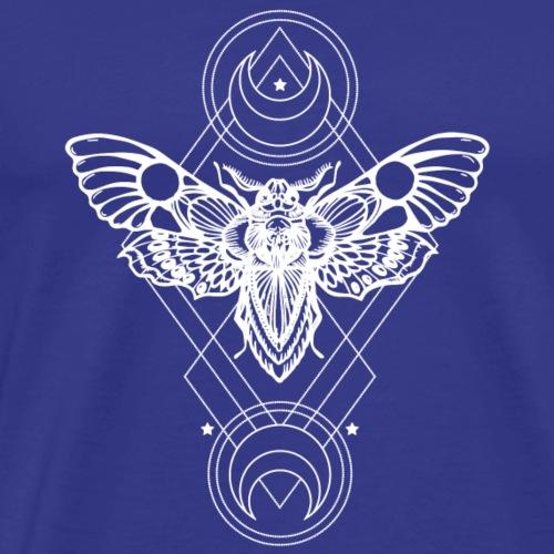 sfinge teschio morte - T-shirt Premium Homme