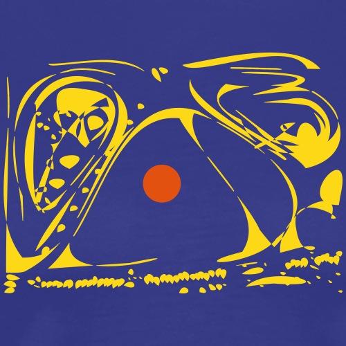 PowerLines 5d - Männer Premium T-Shirt