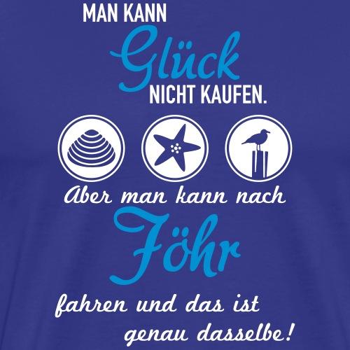 Glück Shop - Männer Premium T-Shirt