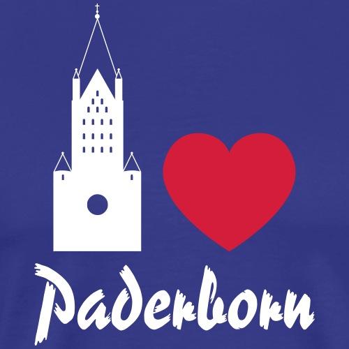 I love Paderborn - Männer Premium T-Shirt