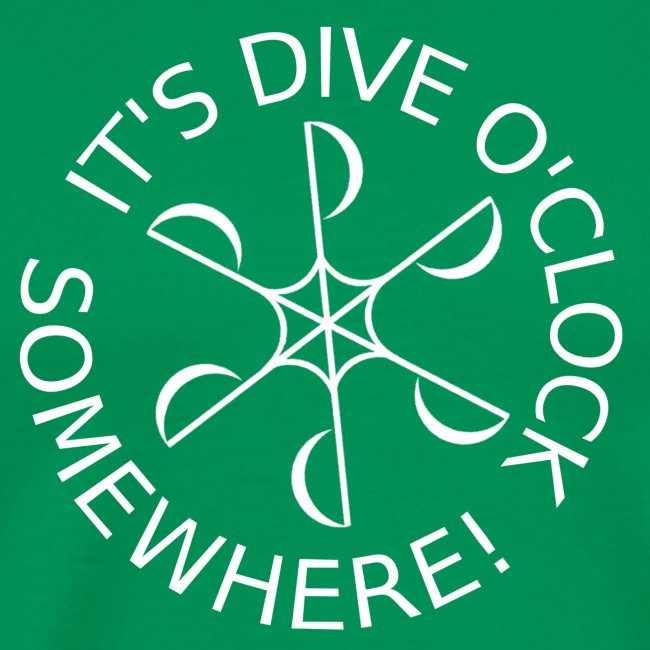 Dive o clock White