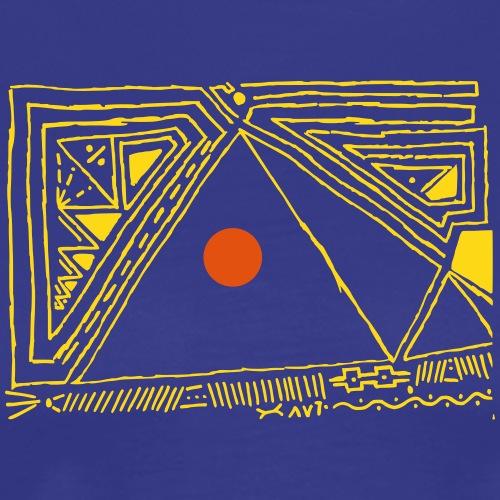 PowerLines 5c - Männer Premium T-Shirt