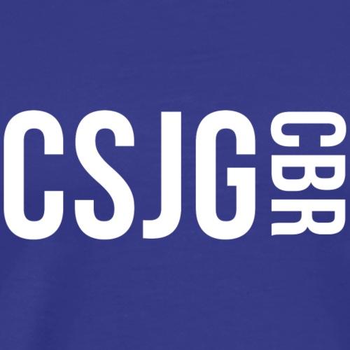 CSJGCBR - Men's Premium T-Shirt