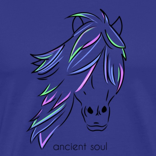 ancient soul (teens) - Men's Premium T-Shirt