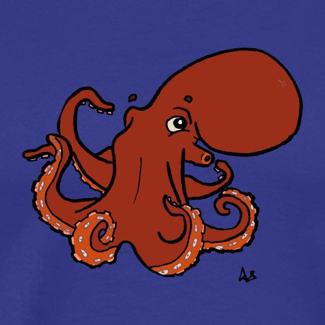 Pieuvre géante du Pacifique