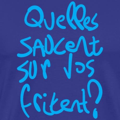 Fritent - T-shirt Premium Homme