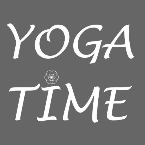 Yoga time - T-shirt Premium Homme