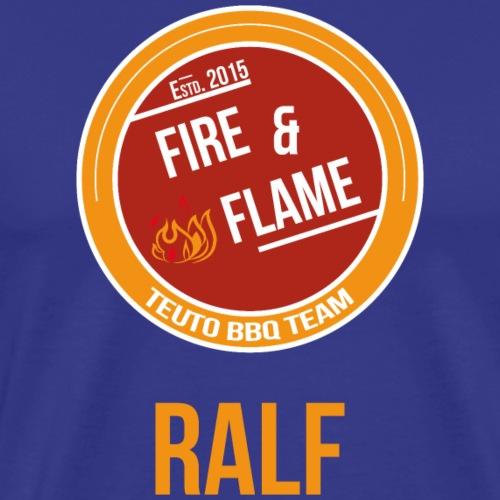 ralf farbe - Männer Premium T-Shirt
