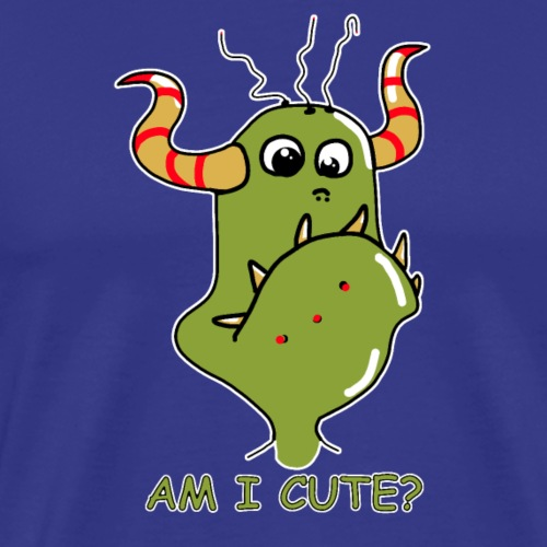 Cute monster - Men's Premium T-Shirt