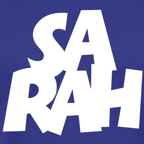 Sarah - Männer Premium T-Shirt