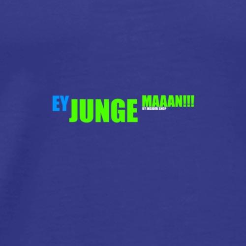 EyJungeMaaan - Männer Premium T-Shirt