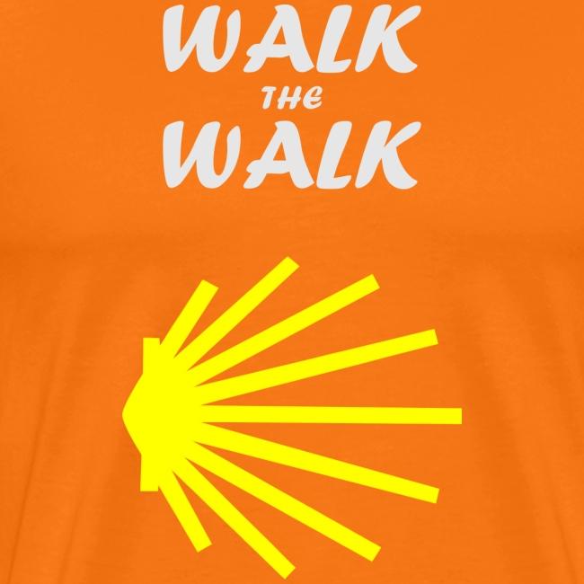 Walk the Walk - Camino de Santiago