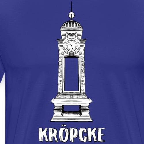Hannover Kröpcke Uhr - Männer Premium T-Shirt