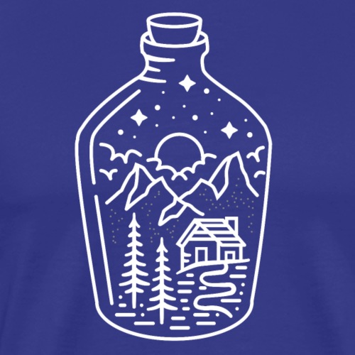 memorybottle - Männer Premium T-Shirt